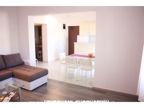 Appartements MBM - ostrov Pag Kroatien