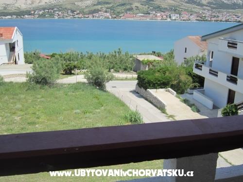 Апартаменты Mediteran Pag - ostrov Pag Хорватия
