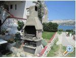 Apartmány Mediteran Pag - ostrov Pag Chorvatsko