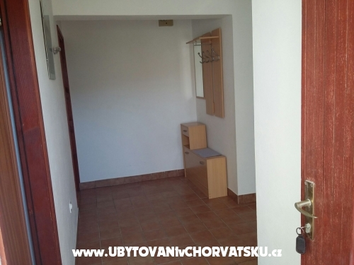 Apartmány Nada - ostrov Pag Chorvatsko
