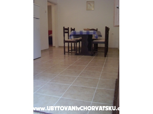 Appartements Natali - ostrov Pag Croatie