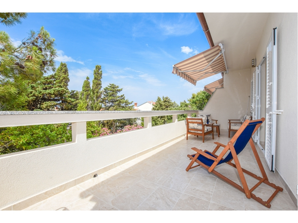 Appartements Oleandra - ostrov Pag Croatie