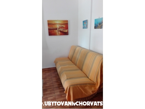 Apartmani Petra - ostrov Pag Hrvatska