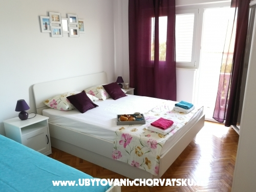 Apartmány Školjkica - ostrov Pag Chorvatsko