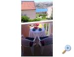 Appartements Školjkica - ostrov Pag Kroatien