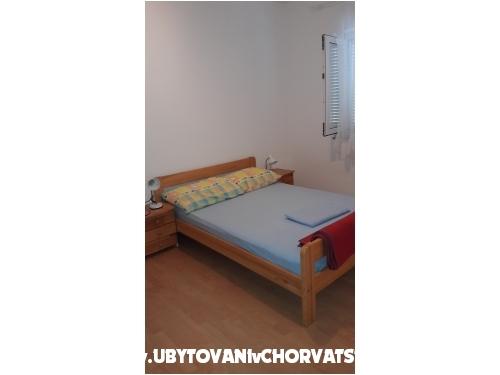 Apartmány Šupraha Silvio - ostrov Pag Chorvatsko