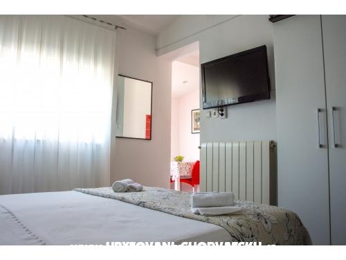 апартаменты Ti�i� - ostrov Pag Хорватия