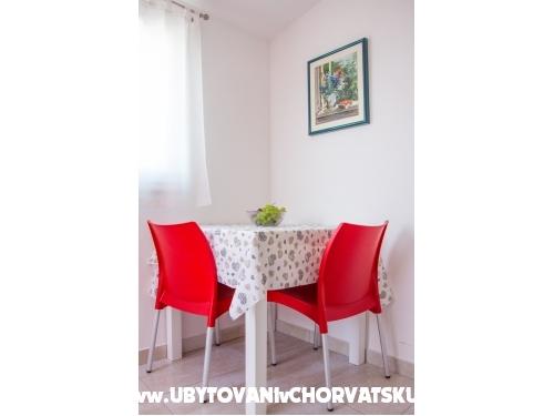 Apartmány Tičić - ostrov Pag Chorvatsko