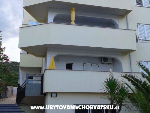 Apartmány Tihana - ostrov Pag Chorvátsko
