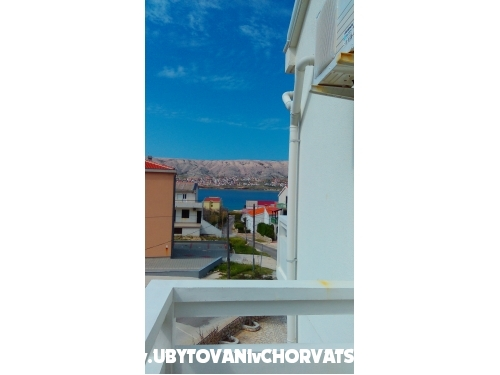 Apartmány Tončica-H Pag - ostrov Pag Chorvatsko