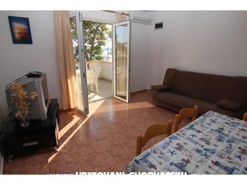 Apartmány u Portu - ostrov Pag Chorvatsko