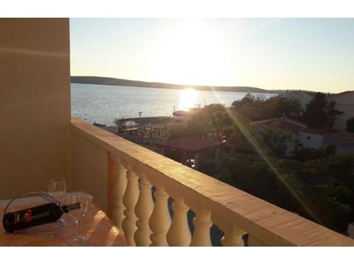 Apartmaji u Portu - ostrov Pag Hrvaška