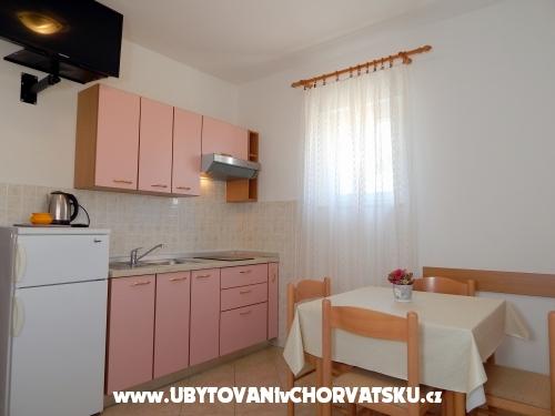 Apartmány Valentić - ostrov Pag Chorvatsko