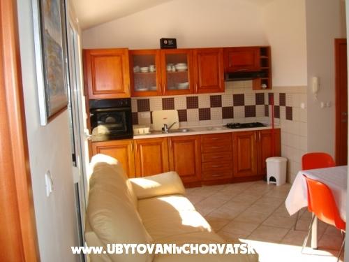 Apartmány VAVEDA - ostrov Pag Chorvatsko
