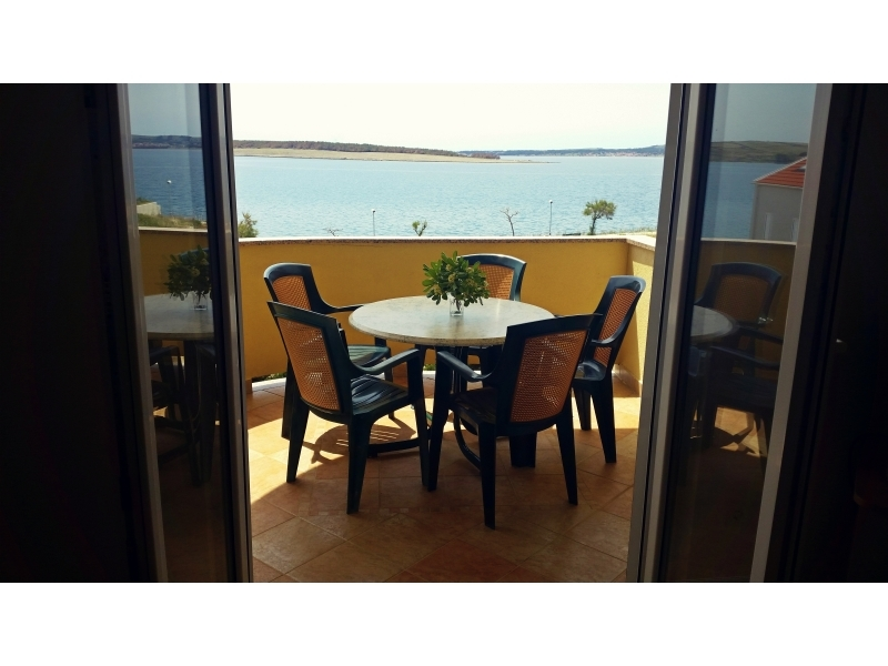 Appartements Villa Lilly - ostrov Pag Croatie
