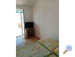 Apartmány Villa Lilly - ostrov Pag Chorvatsko