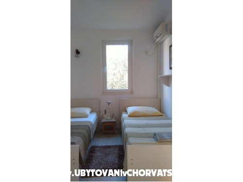 Apartmány Zoja - ostrov Pag Chorvatsko