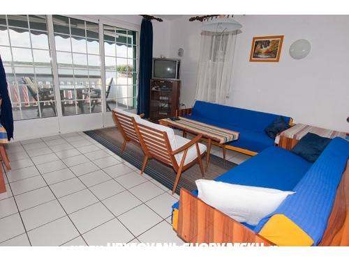 Apartmaji Zoja - ostrov Pag Hrvaška