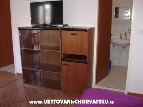 Apartmány Koli - ostrov Pag Chorvatsko