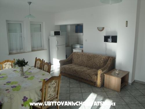 Ferienwohnungen ANA - ostrov Pag Kroatien
