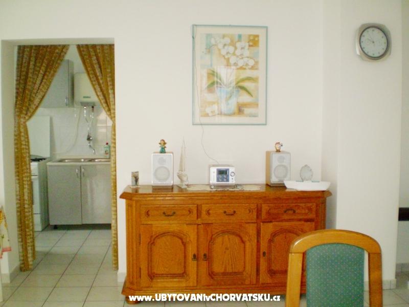 Apartm�ny ANA - ostrov Pag Chorvatsko