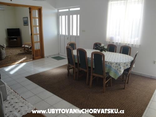 Apartm�ny ANA - ostrov Pag Chorv�tsko
