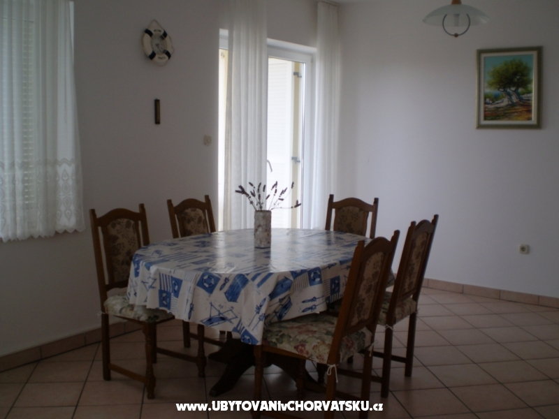 Apartmani ANA - ostrov Pag Hrvatska