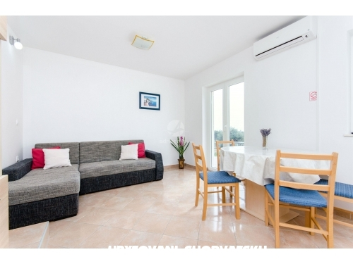 Appartements Andrea - ostrov Pag Croatie