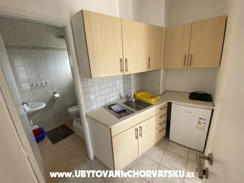 Apartmány Batana - ostrov Pag Chorvatsko