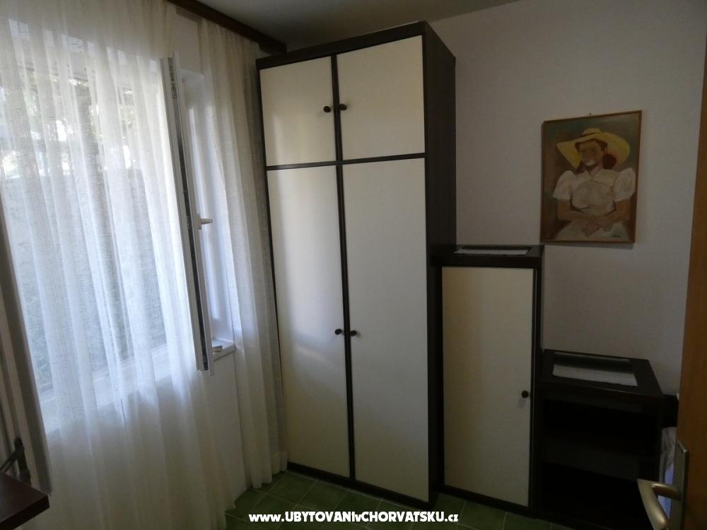 Appartements Benestra - ostrov Pag Croatie