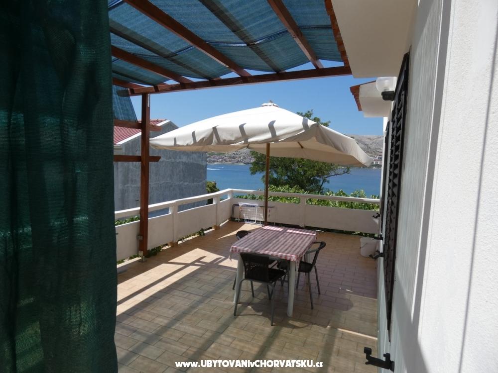 Apartmány Benestra - ostrov Pag Chorvátsko