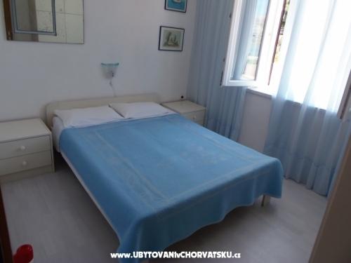 Apartmány Benestra - ostrov Pag Chorvatsko