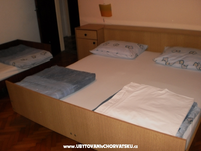 Apartm�ny Dani - ostrov Pag Chorvatsko