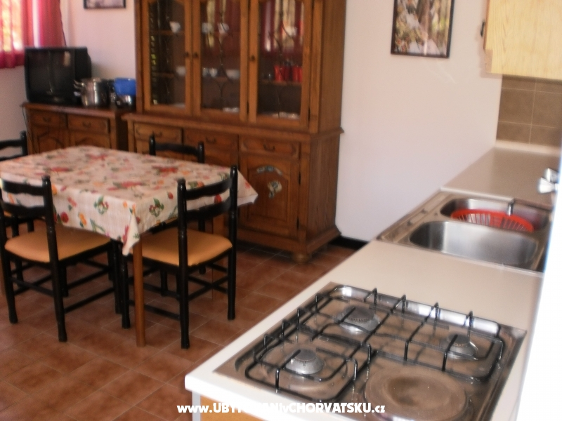 Appartements Dani - ostrov Pag Croatie