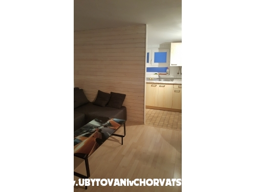 Appartements Dragan - ostrov Pag Croatie