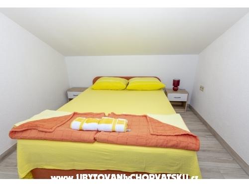 Apartmány Filip - ostrov Pag Chorvatsko