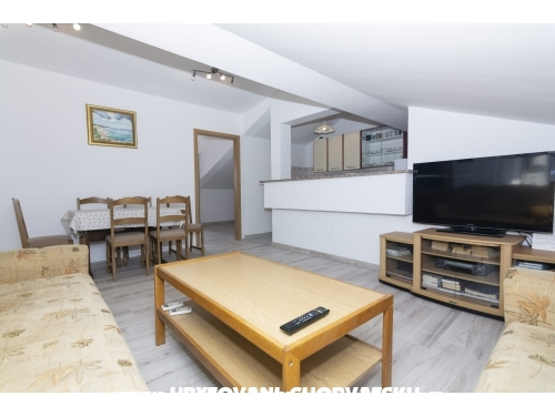 Apartmány Filip - ostrov Pag Chorvátsko