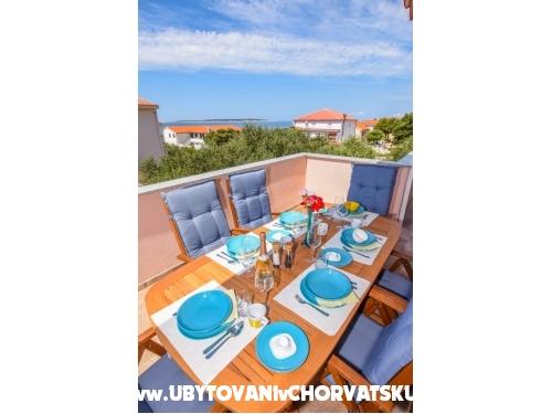 Apartmány Leon - ostrov Pag Chorvatsko