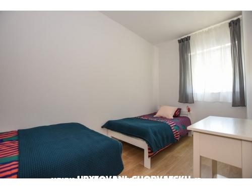 Apartmanok Leon - ostrov Pag Horvátország