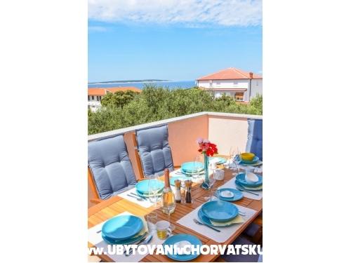 Ferienwohnungen Leon - ostrov Pag Kroatien