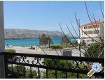 Ferienwohnungen Luna - ostrov Pag Kroatien