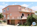 Appartements Marela - ostrov Pag Croatie