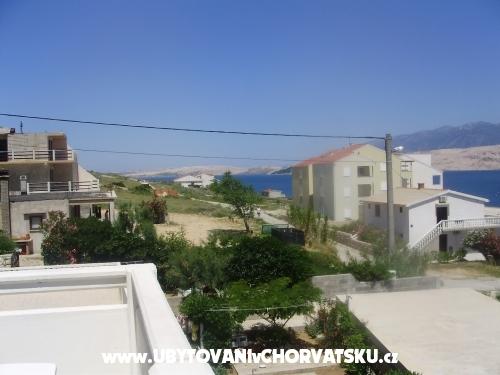 Apartments Pag - ostrov Pag Croatia
