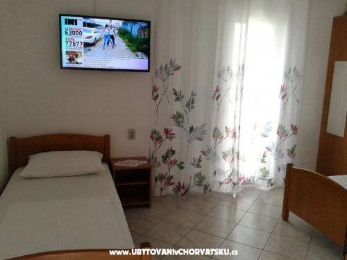апартаменты Pag - ostrov Pag Хорватия