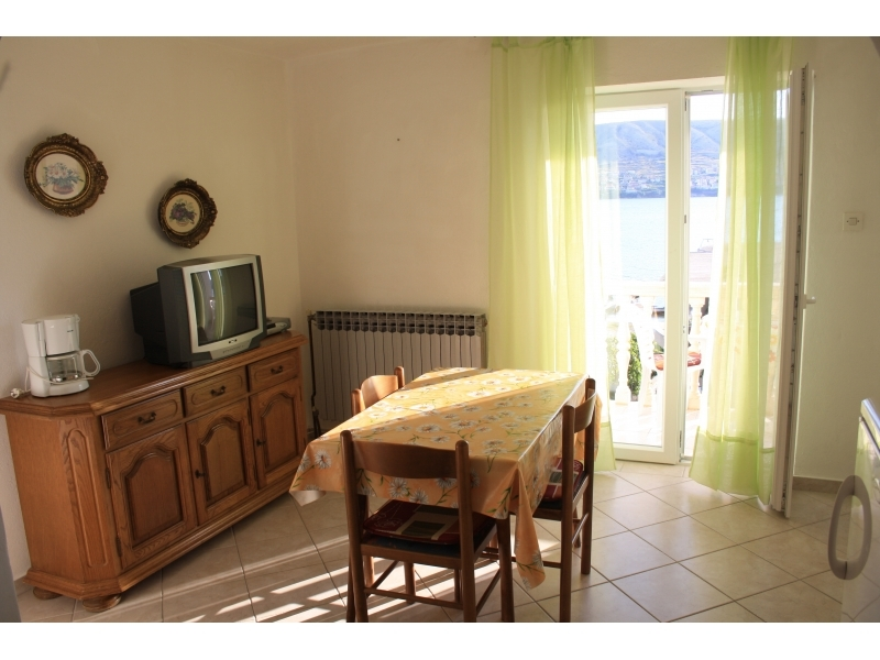 Appartements Pastor�i� - ostrov Pag Croatie