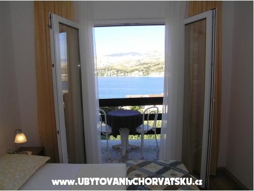 Apartmani Pavičić Marija Pag - ostrov Pag Hrvatska