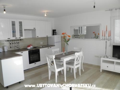 Appartements Perla - ostrov Pag Croatie