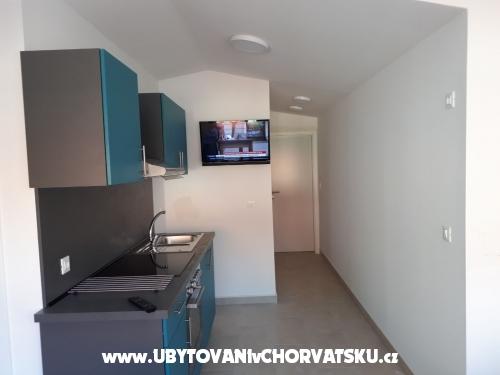 Apartmani Petrović - ostrov Pag Hrvatska