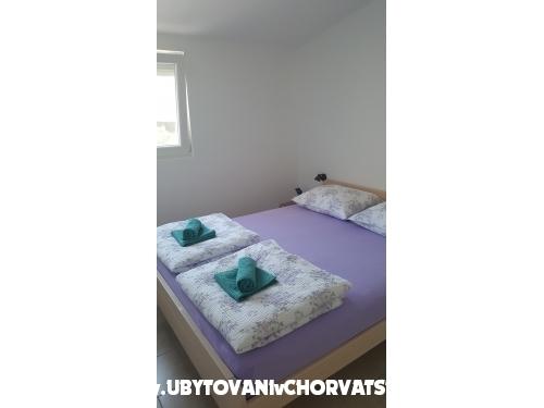 Apartmány Petrović - ostrov Pag Chorvatsko