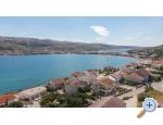 Ferienwohnungen Plaža - ostrov Pag Kroatien